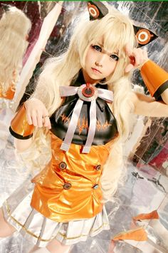 SeeU from Vocaloid Cosplay