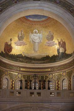 Holy Land – Transfigured on Mount Tabor