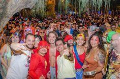 Noite contará com apresentação do bloco Marcha Nerd em uma ressaca de Carnaval