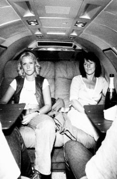 ABBA North American & European Tour 1979. On Wednesday October 3 ABBA fly by the private jet-plane to Boston. The tour's most dramatic incident occurs. The little plane is being hit by wind and storm with rain