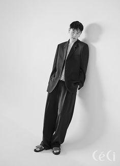 Photo )) Kwon HyunBin for Ceci Korea Magazine July Issue Yg Kplus, Kwon Hyunbin, Produce 101 Season 2, Hyun Bin, Korean Entertainment, Jonghyun, Kpop Boy, Asian Fashion, Actors & Actresses