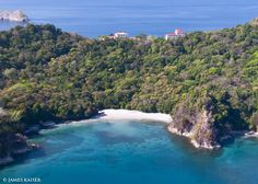 Costa Rica's Hidden Beaches: Playa Biesanz. Manuel Antonio is home to some of Costa Rica's most famous—and popular—beaches. To escape the crowds, head to nearby Punta Quepoa, a small peninsula that shelters lovely Playa Biesanz. A short trail to the beach starts near the Hotel Parador.