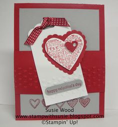 Stampin' Up!- 'Language of Love'