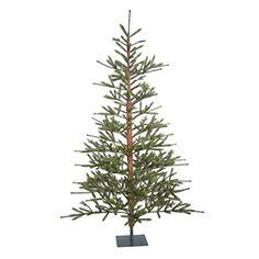 Vickerman Unlit Bed Rock Pine Tree Artificial Christmas Tree 7 x 57 >>> Read more reviews of the product by visiting the link on the image.