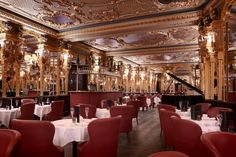 Hotel Cafe Royal - Oscar Wilde Bar 7