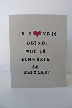 valentine funny card