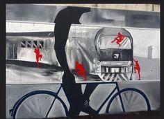 STREET ART. DUE NUOVI MURALES - http://www.sfogliacitta.it/street-art-due-nuovi-murales/