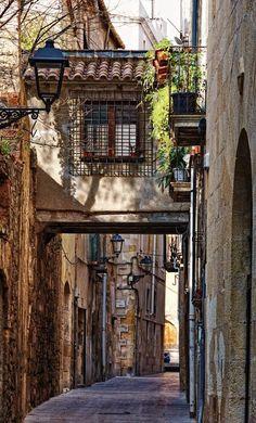 Old Street. Tarragona,Catalonia, Spain | Juan M. Collado