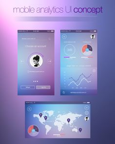 Many websites and mobile apps are using flat user interface kits for UI design, today as Flat Design is one of the popular concepts in website design. Wireframe, Design Web, Flat Design, Gui Interface, User Interface Design, Mobile Ui Design, Ui Kit, Apps, Web Mobile