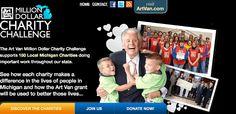 Art Van Million Dollar Charity Challenge