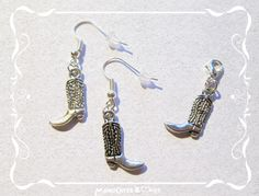 c080 COWBOY BOOTS, c041 BOTTLE OPENER, (wanna buy something like this? Earrings, (Earhooks), pendant or Charms? ask me: Mondcatze@fantasymail.de)