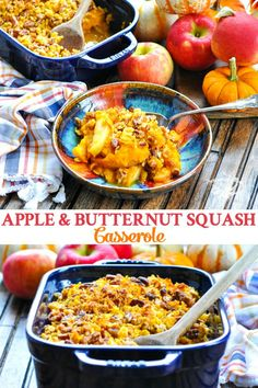 Factors You Need To Give Thought To When Selecting A Saucepan Sweet And Savory, Buttery And Crunchy, This Apple And Butternut Squash Casserolewith Brown Sugar And Pecans Has It All Make Ahead Prep Ahead Thanksgiving Side Dish Thanksgiving Vegetables, Thanksgiving Appetizers, Thanksgiving Side Dishes, Thanksgiving Recipes, Thanksgiving Casserole, Thanksgiving Prayer, Thanksgiving Desserts, Thanksgiving Outfit, Thanksgiving Decorations