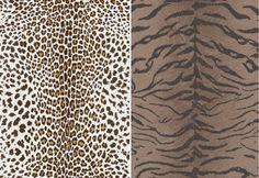 Graham & Brown Dierenprint Behang Skin – Luipaard & Tijger