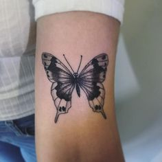 #tattoo #tattooink #ink #art #lines #butterfly