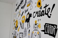 Mural Wepoke San Francisco on Behance