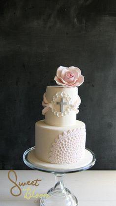 Doily cake