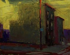 Q Art Salon - Exhibitions - William Wray