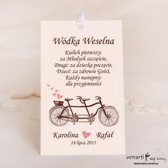 Original pendant for wedding vodka (Ref: Paper pendants Colorful Wood Wedding Wedding Reception, Wedding Day, Wedding Gifts For Guests, Wedding In The Woods, Husband Love, Wedding Paper, Vodka, Wedding Planning, Wedding Invitations