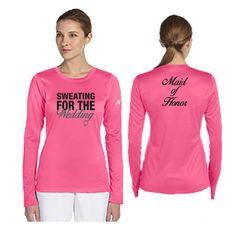 Sweating for the Wedding Maid of Honor New by humanitysource, $26.95