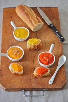 3 salse speziate ai peperoni