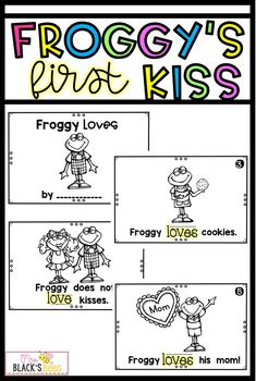 This Reader Is The Perfect Addition To Your Valentines Day Activities In Kindergarten Or First