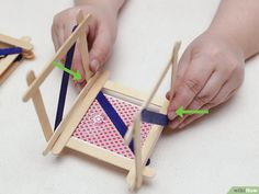 How to Build a Popsicle Stick Tower. Popsicle stick towers are a common engineering project to be assigned in school.Your assignment may have various criteria for height, weight, and number of popsicles, but this guide will give you a. Popsicle Stick Crafts, Popsicle Sticks, Craft Stick Crafts, School Projects, Projects For Kids, Engineering Projects, Glue Crafts, Wood Glue, Stem Activities
