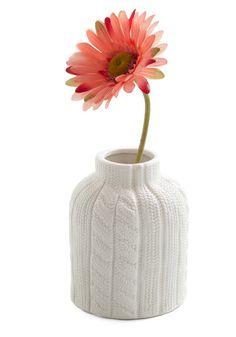 Sweater Yet Vase, #ModCloth