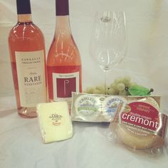 Rose wine and cheese pairing guide - Bottle King's Vineyard Market