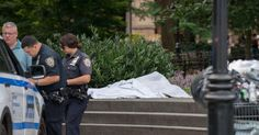 2 bodies found in unrelated early morning incidents in Manhattan #Cronaca #iNewsPhoto