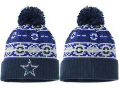 6a5373e11 2017 Winter NFL Fashion Beanie Sports Fans Knit hat Dallas Cowboys Shoes