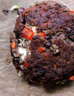 Jalapeno Popper Black Bean Burgers   Joanne Eats Well With Others