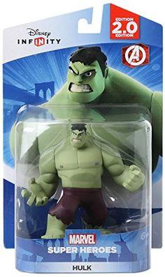 Disney Infinity: Marvel Super Heroes (2.0 Edition) – Hulk Figure – Not Machine Specific