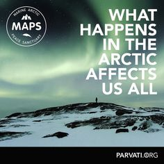 We no longer live in a time with the luxury to consider one area of the planet separate from the whole. What occurs in the Arctic affects the entire world.  Let's protect the beautiful and vulnerable Arctic ecosystem. Sign the Marine Arctic Peace Sanctuary treaty at http://ift.tt/1MlvNS4 or tap the link in my IG bio.  #arcticocean #climatechange #oceans #globalwarming #eco #ecoconscious #seva #maps #marinearcticpeacesanctuary #cdnpoli #uspoli #actonclimate #nature #earth #sustainability…