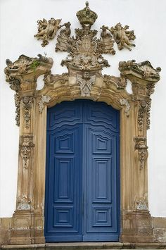 Ouro Preto/MG, Brazil - Igreja Nossa Senhora do Carmo