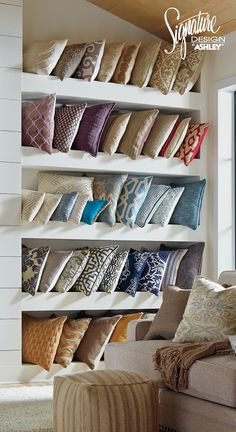 Accent Pillows - Home Accessories - Ashley Furniture