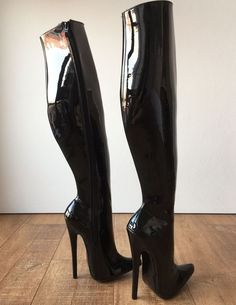 RTBU CHRIS Stand-Only 60cm Hard Shaft Customized Mid-Thigh 18cm Stiletto Boots