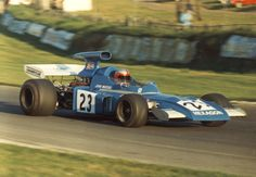 1972 World Championship Victory Race (John Watson) March 721 - Ford