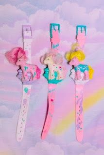 【My little pony watch set】: