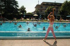Thermae Abano Montegrotto -www.visitabanomontegrotto.com - Hotel Terme Excelsior - acqua termale, piscine, beauty farm, fanghi, massaggi, sport, relax, spa & wellness