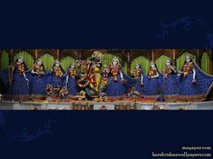 http://harekrishnawallpapers.com/sri-radha-madhava-with-asta-sakhi-wallpaper-010