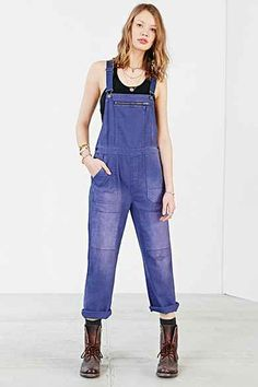BDG French Workwear Overall