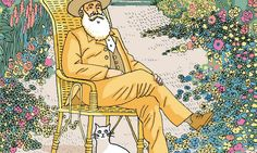 How to draw… Monet's garden | Children's books | The Guardian