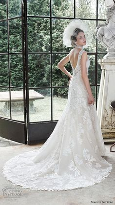 """Maggie Sottero Fall 2015 Wedding Dresses 