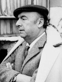 Pablo Neruda was the pen name and, later, legal name of the Chilean writer and politician Neftalí Ricardo Reyes Basoalto. Neruda assumed his pen name as . Pablo Neruda, Book Writer, Book Authors, Writers And Poets, Portraits, Jolie Photo, Profile Photo, Poems, Fernando Pessoa