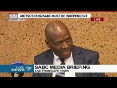 VIDEO: Hlaudi Motsoeneng explains why SABC walked out of parliament today - Black Opinion