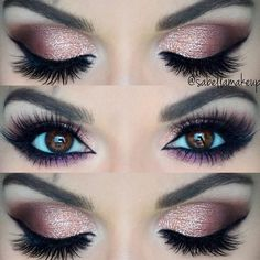 Eye Makeup Tips – How To Apply Eyeliner – Makeup Design Ideas Eye Makeup Tips, Smokey Eye Makeup, Makeup Goals, Face Makeup, Makeup Ideas, Makeup Brush, Makeup Remover, Makeup Hacks, Eyebrow Makeup