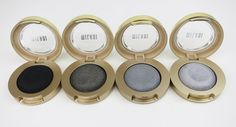 Drugstore Makeup Must Haves from Milani | we heart this Bella Black, Bella Charcoal, Bella Gray, Bella Silver