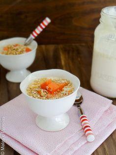 Iogurte caseiro | Malas e Panelas