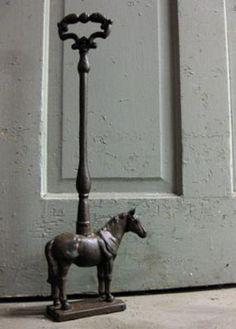 Equestrian Door Stop