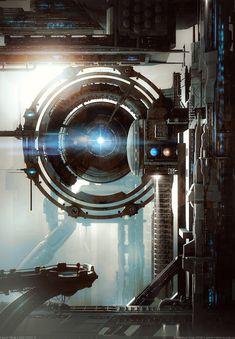 Hyper Ring | M.E.T.R.O. 2 by MarkusVogt on DeviantArt